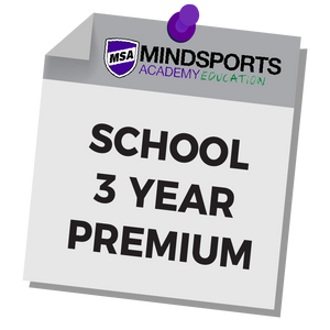 School Premium Membership 3 Year