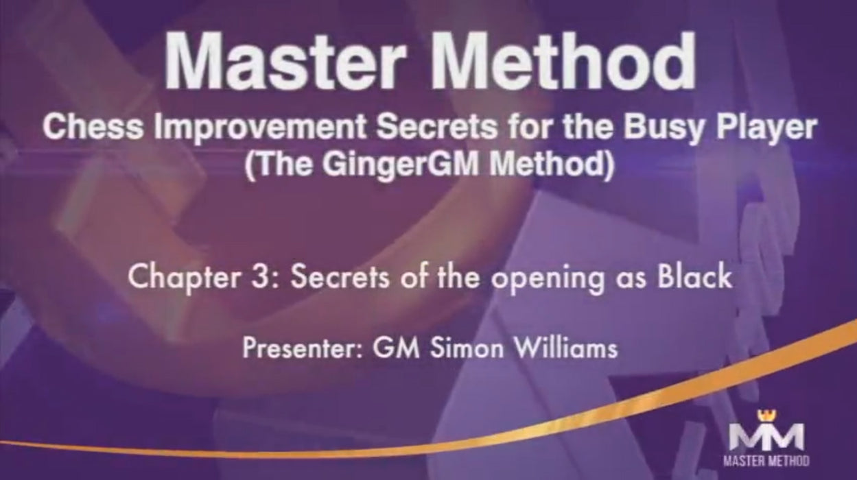 GingerGM Method