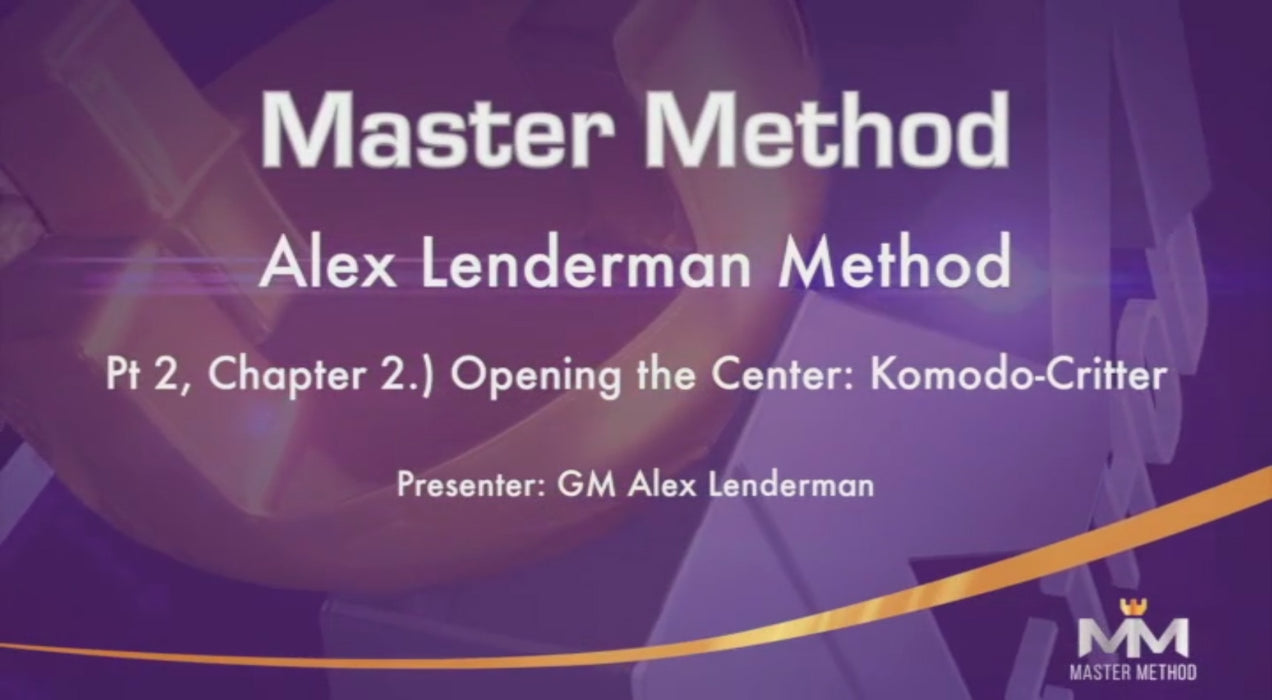 Lenderman Method