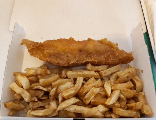Regular Cod and Regular Chips