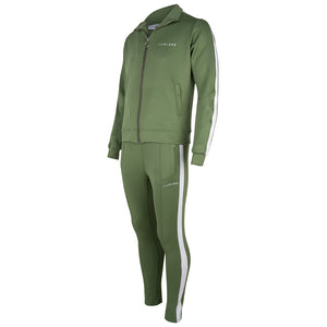 Lumi3re Tracksuit Green