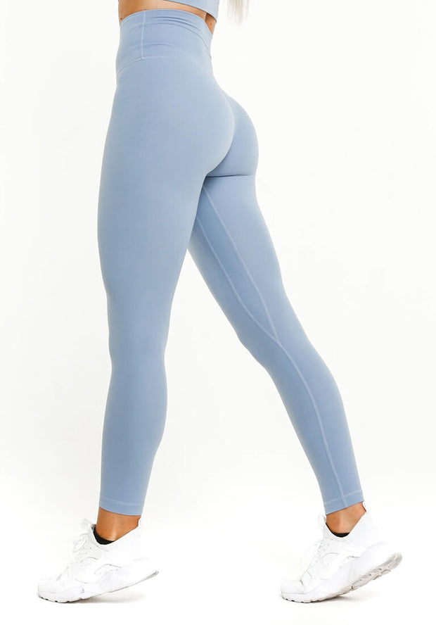 Yoga Hero Leggings - Light Sky Blue