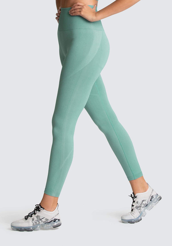 Infinity Seamless - Teal Green