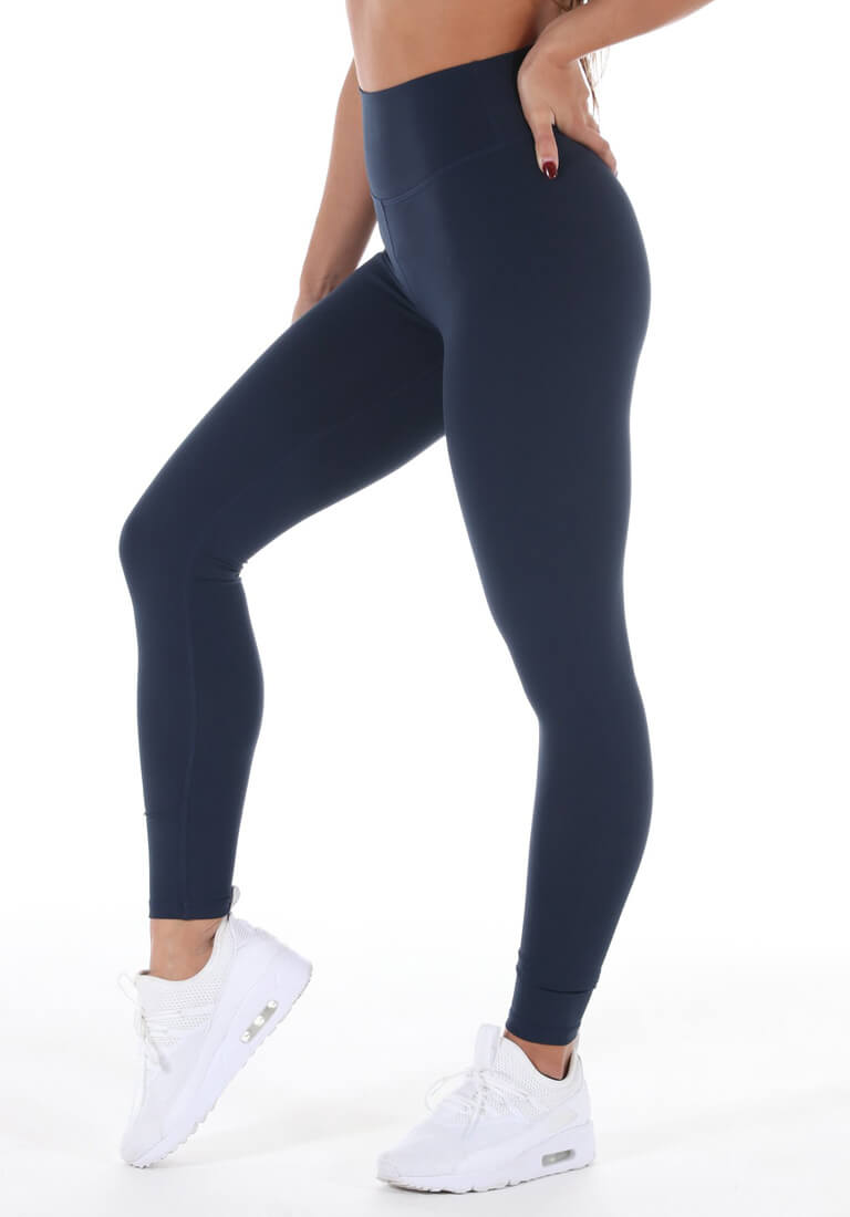 Infinoox High-waist Scrunch - Midnight Blue