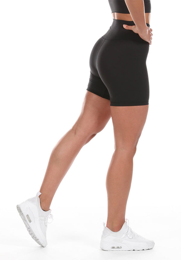 Soft Touch Shorts - Black