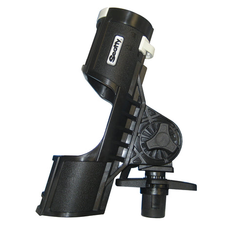 Scotty ORCA Rod Holder w/244 Flush Deck Mount [401-BK]