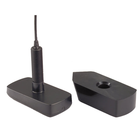 Humminbird XPTH 9 DI T Plastic Thru-Hull Down Imaging Transducer [710243-1]