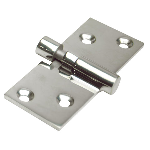 "Whitecap Take-Apart Motor Box Hinge (Locking) - 316 Stainless Steel - 1-1/2"" x 3-5/8"" [6018C]"
