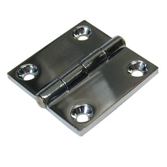 "Whitecap Butt Hinge - 316 Stainless Steel - 2"" x 2"" [6164]"