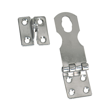 "Whitecap Swivel Safety Hasp - 316 Stainless Steel - 1"" x 3"" [6342C]"