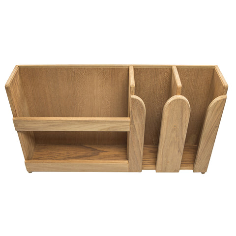 Whitecap Teak Dish/Cup Holder [62406]