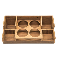 Whitecap Teak Bar Rack [62550]