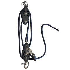 Barton Marine Size 3 4:1 Vang System - Snap Shackle Head - 24 Line [03 900]