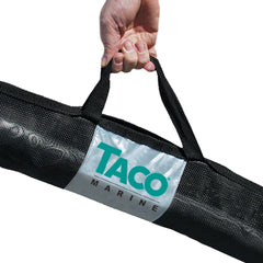 "TACO Outrigger Black Mesh Carry Bag - 72"" x 12"" [COK-0024]"