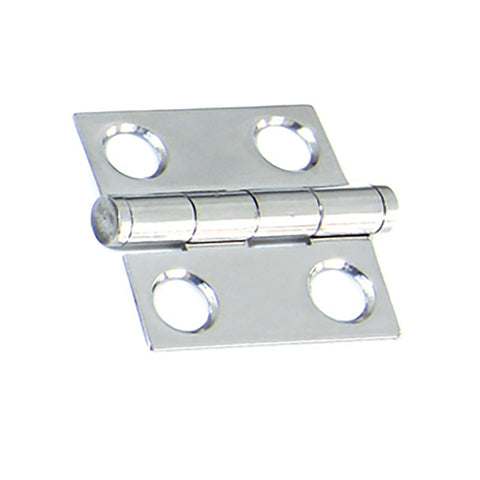 "Tigress Heavy-Duty Bearing Style Hinges - 1-1/2"" x 1-1/2"" - Pair [21178]"