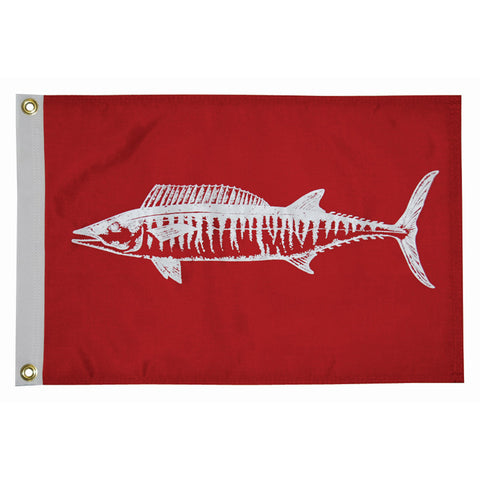 "Taylor Made 12"" x 18"" Wahoo Flag [4118]"
