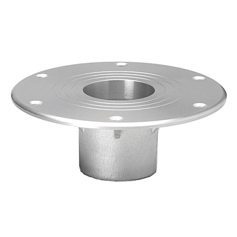 "TACO Table Support - Flush Mount - Fits 2-3/8"" Pedestals [Z10-4085BLY60MM]"