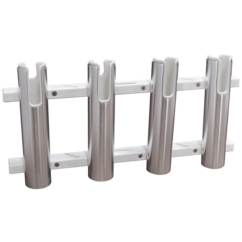 TACO Aluminum/Poly 4-Rod Rack Holder [F31-3104BXZ-1]