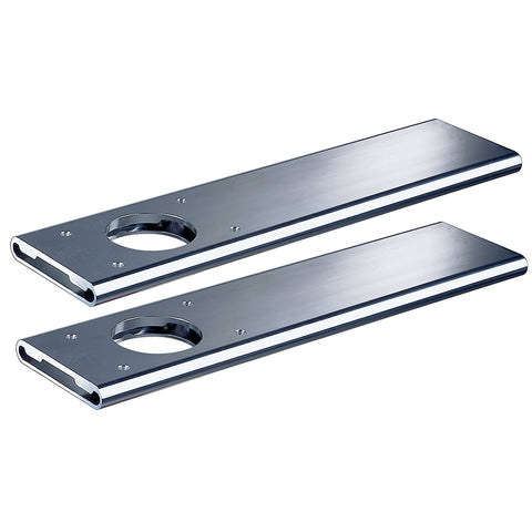 Rupp Top Gun Mounting Plate - Pair [17-1502-23]