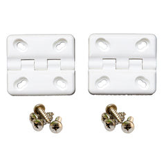 Cooler Shield Replacement Hinge f/Coleman  Rubbermaid Coolers - 2 Pack [CA76312]