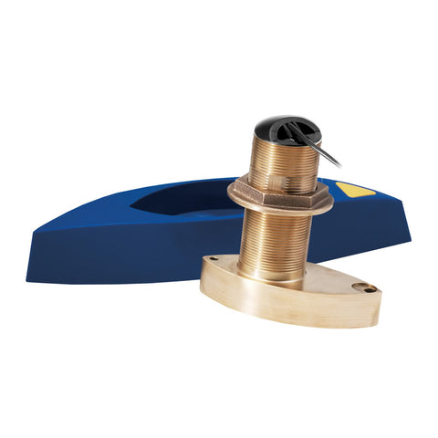 Airmar B765C-LH Bronze Chirp Transducer - Requires Mix and Match Cable [B765C-LH-MM]
