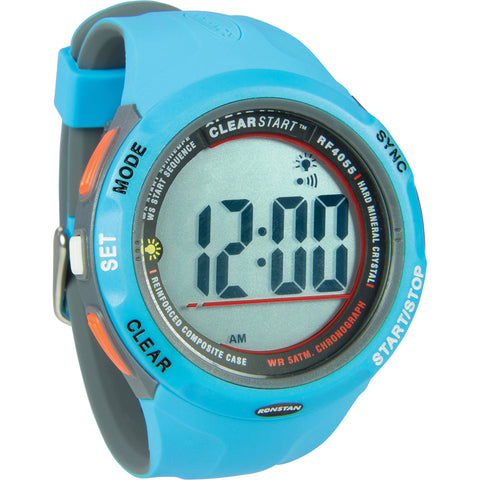 Ronstan RF4055 ClearStart 50mm Sailing Watch - Blue/Grey [RF4055B]