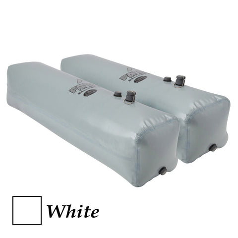 FATSAC Side Sac Ballast Bag - Pair - 260lbs Each - White [W703-WHITE]