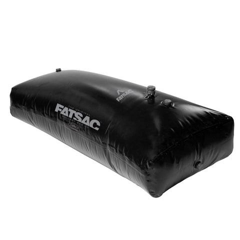 FATSAC Rear Seat/Center Locker Ballast Bag - 650lbs - Black [W705-BLACK]