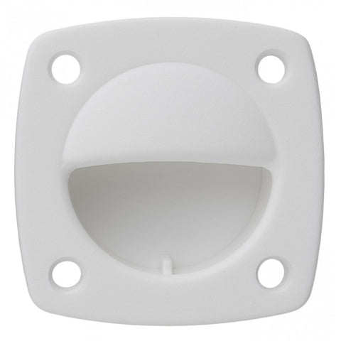 Whitecap Nylon Flush Pull - Small - White [3360WC]