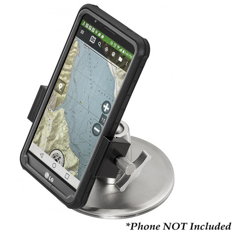 Whitecap Mobile Device Holder w/Cup Holder Mount [S-1811C]
