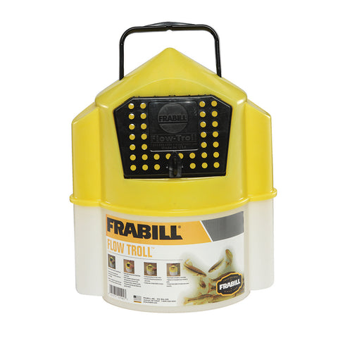 Frabill Flow Troll Bucket - 6 Quart [4501]