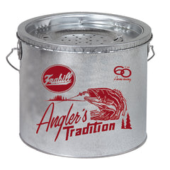 Frabill Galvanized 2-Piece Wade Floating Bucket - 8 Quart [1266]
