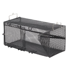 "Frabill Black Minnow Rectangular Trap - 18"" x 8"" x 8"" [1268]"