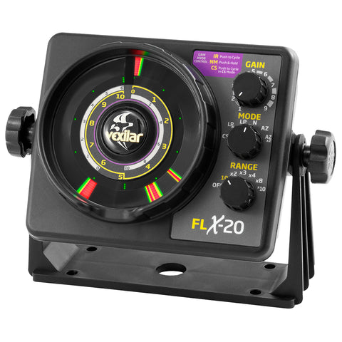 Vexilar FLX-20 Head Only w/No Transducer [FMX2000]