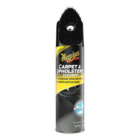 Meguiars Carpet  Upholstery Cleaner - 19oz. [G191419]
