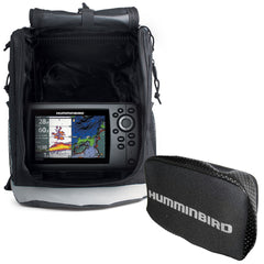 Humminbird HELIX 5 Chirp GPS G2 Portable w/Free Cover [410260-1COVER]