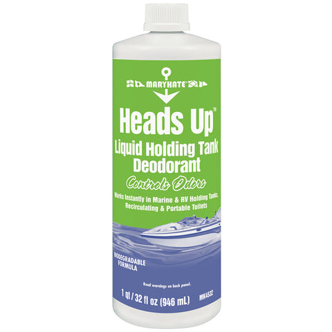 MARYKATE Head Up Liquid Holding Tank Deodorant - 32oz - #MK4532 *Case of 12 [1007611]