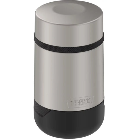 Thermos Guardian Collection Stainless Steel Food Jar - 18oz - Hot 9 Hours/Cold 22 Hours - Matte Steel [TS3029MS4]