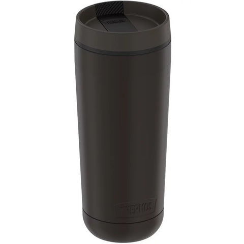 Thermos Guardian Collection Stainless Steel Tumbler 5 Hours Hot/14 Hours Cold - 18oz - Espresso Black [TS1319BK4]