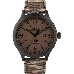 Timex x Mossy Oak Standard - XL 43mm Case - Light Camouflage [TW2U20900SO]