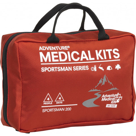 Adventure Medical Sportsman 200 First Aid Kit [0105-0200]