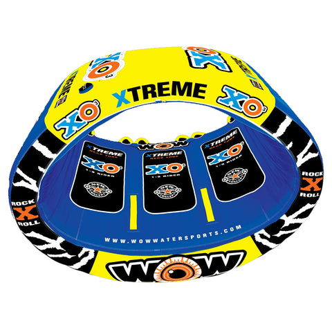 WOW Watersports XO Extreme Towable - 3 Person [12-1030]