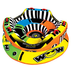 WOW Watersports UTO Excalibur Towable - 3 Person [19-1080]