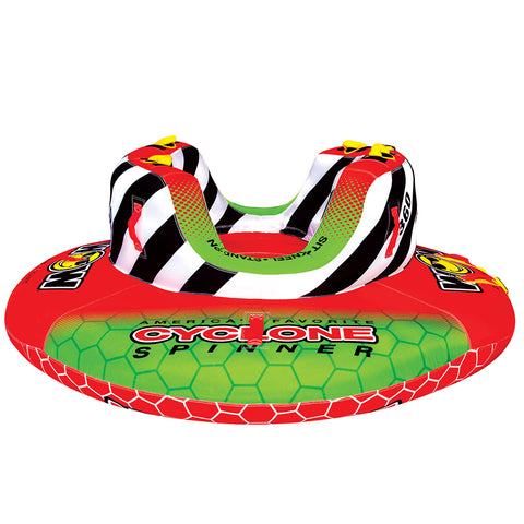 WOW Watersports Cyclone Spinner Towable - 2 Person [20-1070]