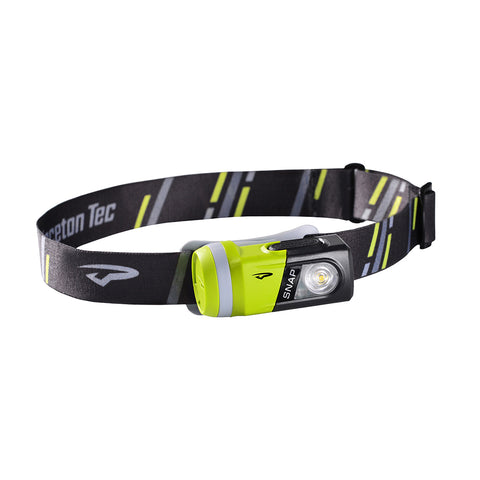 Princeton Tec SNAP Headlamp- Green/Gray [SNAP300K-GY]
