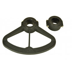 "Springfield Footrest  Bushing Set - 2-7/8"" - Black [1580017-BLK]"