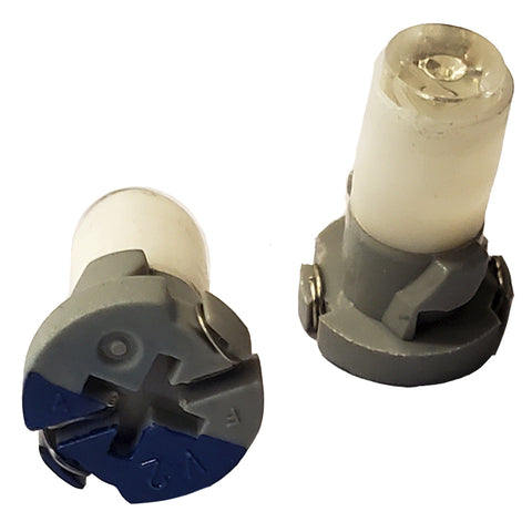 "Faria Replacement Bulb f/2"" Gauges - Blue - 2 Pack [KTF052]"