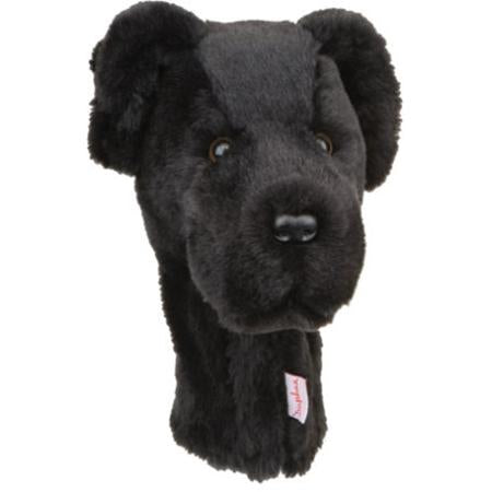 Black Lab Hybrid Head Cover