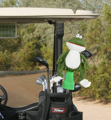 Frog Driver Golf Head Cover