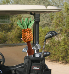 Pineapple Driver Golf Head Cover